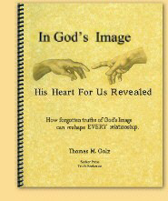 In God's Image, His Heart Revealed